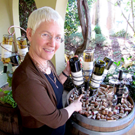 Into the Glass with Jeanne Burgess, Head Winemaker